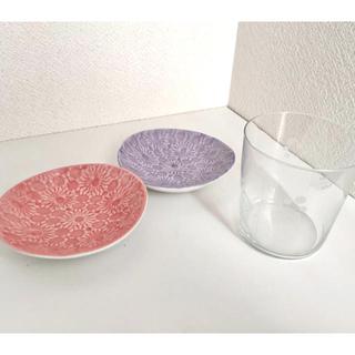 ザラホーム(ZARA HOME)のZARA HOME グラス & 小皿セット(食器)
