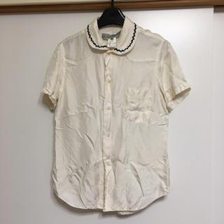 コムデギャルソン(COMME des GARCONS)のインド刺繍 コムコム コムデギャルソン(シャツ/ブラウス(半袖/袖なし))