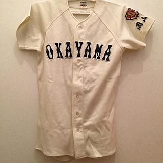 DESCENTE - 岡山南高校野球部公式戦用ユニホーム