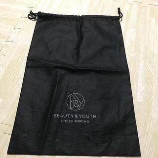 ビューティアンドユースユナイテッドアローズ(BEAUTY&YOUTH UNITED ARROWS)のBEAUTY & YOUTH UNITED ARROWS ショップ袋(ショップ袋)