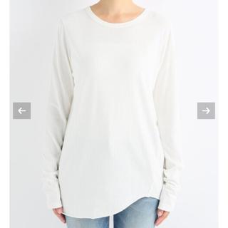 DEUXIEME CLASSE - 新品未使用 ドゥーズィエムクラス Layering Tシャツ ホワイト