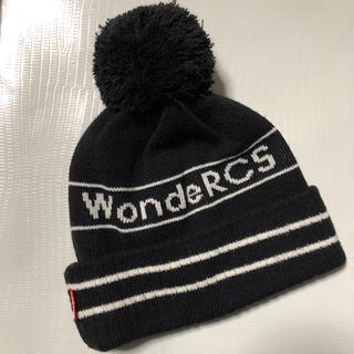 ロデオクラウンズ(RODEO CROWNS)の美品☆RODEO CROWNS ニット帽(kids)(帽子)