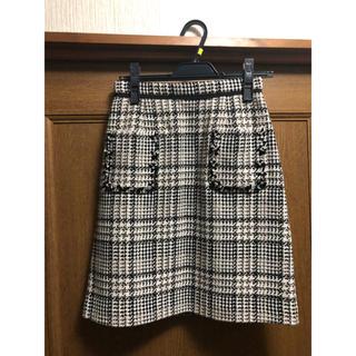Apuweiser-riche - Apuweiser-riche☆ツイードスカート