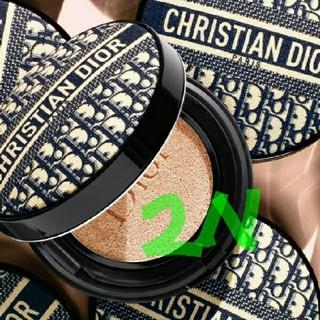 Dior - Dior ディオール スキン 新品 限定 ディオールマニア クッションファンデ