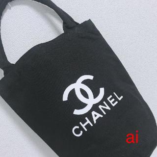 CHANEL - CHANEL バングルバケツ型トートバッグノベルティー