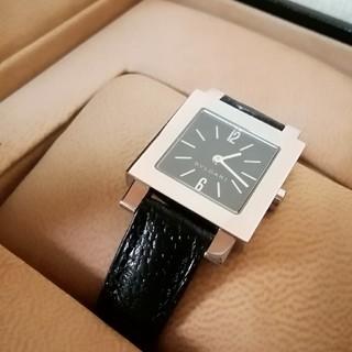 BVLGARI - 綺麗め。BVLGARI ブルガリ クアドラード 腕時計
