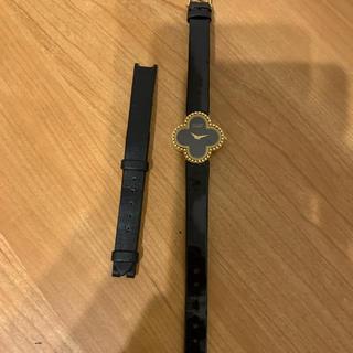 Van Cleef & Arpels - ヴァンクリーフ   時計 ゴールド×ブラック