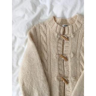 Lochie -  knit cardigan