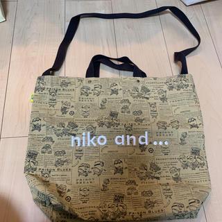 niko and... - niko and…ミニオンコラボバッグ