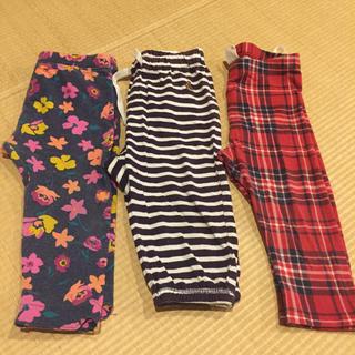 ベビーギャップ(babyGAP)のベビーギャップ H&M ベビー スパッツ パンツ 70〜80(パンツ)