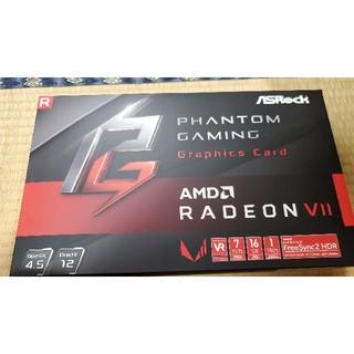 RADEON VII ASRock 美品!(PCパーツ)