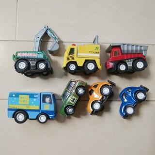 タカラトミー(Takara Tomy)のチョロQ チョロキュー 7台セット ミニカー 車(知育玩具)
