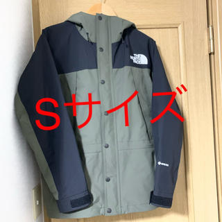 THE NORTH FACE - NORTH FACE マウンテンライトジャケット ニュートープ S