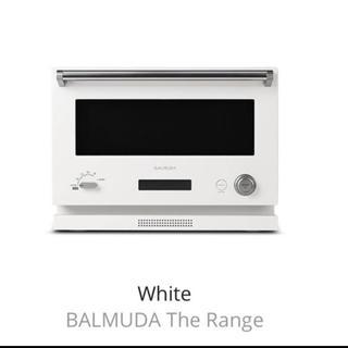 BALMUDA - バルミューダ オーブンレンジ ホワイト