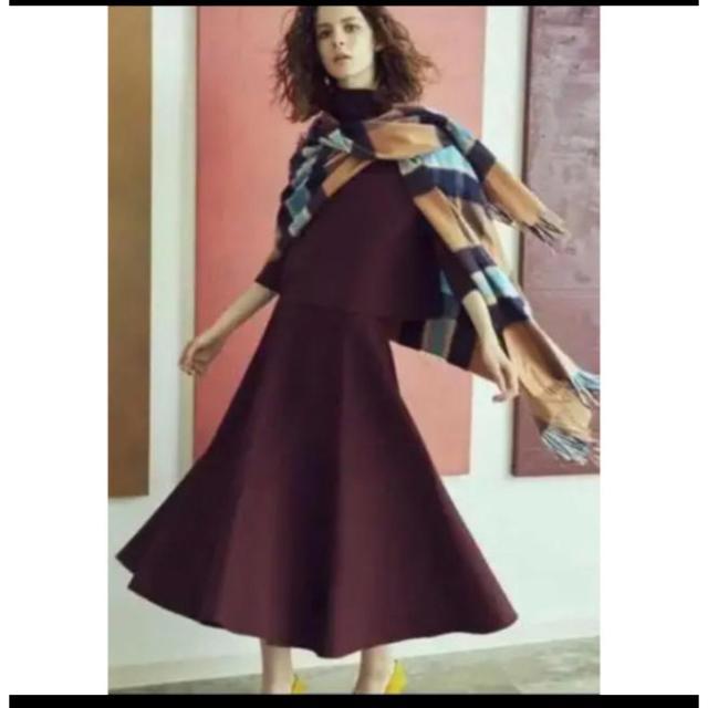 Ron Herman(ロンハーマン)のBLUEBIRD BOULEVARD ロングスカート レディースのスカート(ロングスカート)の商品写真