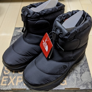 THE NORTH FACE - 【THENORTHFACE】NuptseBootieヌプシショートブーティ24