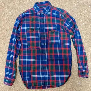 エンジニアードガーメンツ(Engineered Garments)のエンジニアードガーメンツ チェックシャツ xs(シャツ)