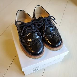 プティマイン(petit main)の靴 キッズ 卒園式 入学式(フォーマルシューズ)