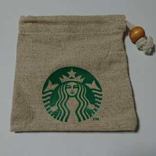 Starbucks Coffee - 新品未使用  スタバ スターバックス ミニ巾着