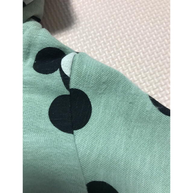 H&M(エイチアンドエム)のH&M Mickey mouse セットアップ キッズ/ベビー/マタニティのベビー服(~85cm)(その他)の商品写真