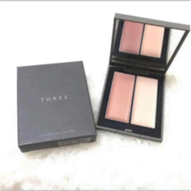 THREE(スリー)のスリーハイライト コスメ/美容のベースメイク/化粧品(フェイスカラー)の商品写真