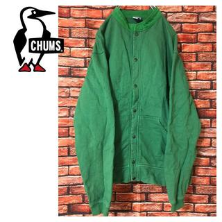 チャムス(CHUMS)のCHUMS チャムス リベットボタン コットンブルゾン(ブルゾン)