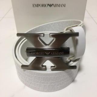 エンポリオアルマーニ(Emporio Armani)のアルマーニ ベルト 美品(ベルト)