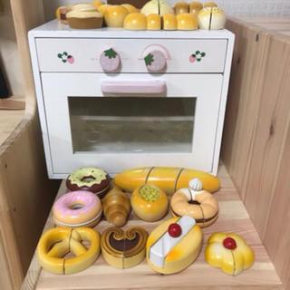オーブン おもちゃ パンやお菓子付き