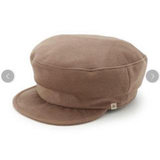 ミラオーウェン(Mila Owen)のミラオーウェン  キャスケット 帽子(キャスケット)