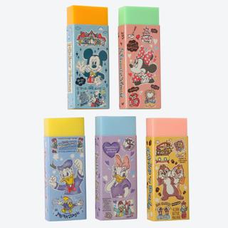 Disney - ディズニー  ミッキー&フレンズ 消しゴムset