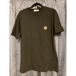 MONCLER - モンクレール ティーシャツ Lサイズ ブラック