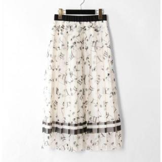 GRACE CONTINENTAL - グレースコンチネンタル プリーツスカート