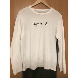 アニエスベー(agnes b.)のagnes b Tシャツ(Tシャツ/カットソー(七分/長袖))
