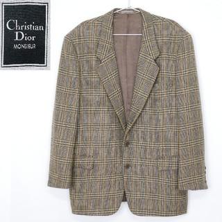 クリスチャンディオール(Christian Dior)のメンズ Christian Dior  ディオール L 厚手ジャケット(テーラードジャケット)