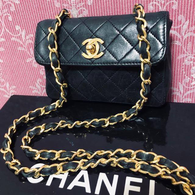 CHANEL(シャネル)のカメリア様専用 レディースのバッグ(ショルダーバッグ)の商品写真