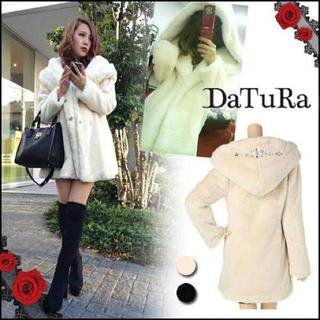 ダチュラ(DaTuRa)の美品 コート 売り切り希望♡(毛皮/ファーコート)