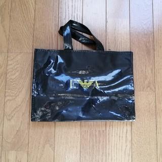 エンポリオアルマーニ(Emporio Armani)のエンポリオアルマーニ bag ビニールbag 送料無料(トートバッグ)