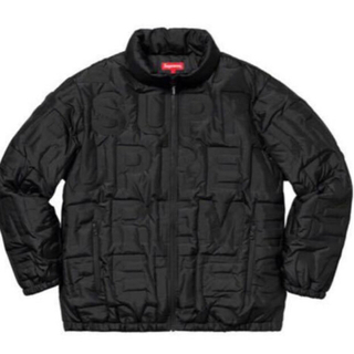 Supreme - supreme bonded LOGO puffy jacket XL ダウン