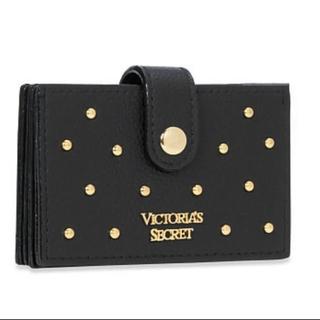 Victoria's Secret - SALE!! victoria'ssecret アコーディオン カードケース 黒