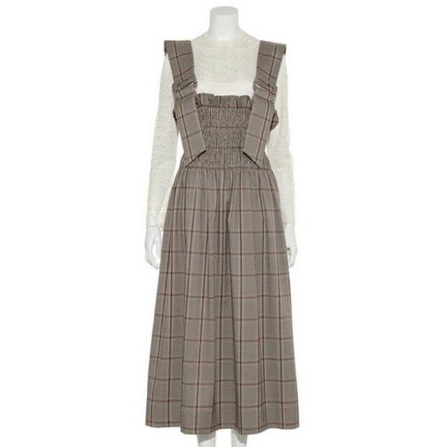 snidel(スナイデル)のハイウエストシャーリングスカート レディースのスカート(ロングスカート)の商品写真