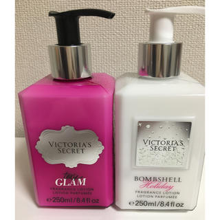 Victoria's Secret - ヴィクトリアシークレット ボディローション2点\❤︎/