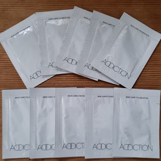 KOSE - ADDICTION ファンデ サンプル