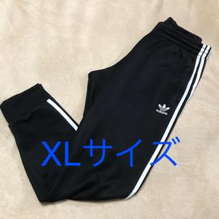 adidas - アディダス ラインパンツ XL
