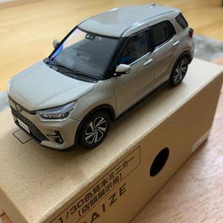トヨタ - トヨタ RAIZE 1/30 ミニカー