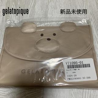 gelato pique - 【新品未使用】ジェラートピケ gelatopique Bear母子手帳ケースM