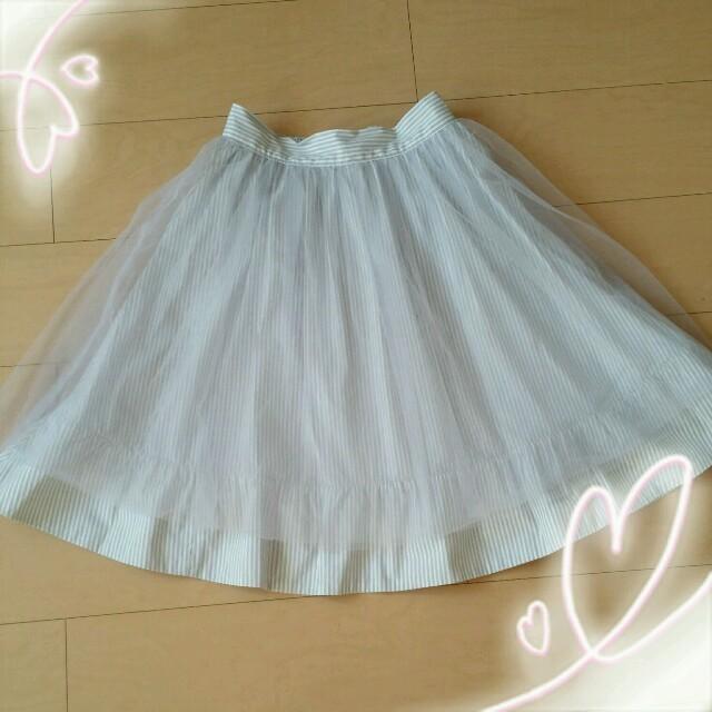 snidel(スナイデル)のsnidel 2015モデルSK レディースのスカート(ひざ丈スカート)の商品写真