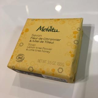 メルヴィータ(Melvita)のメルヴィータ ビオソープ 100g(ボディソープ/石鹸)