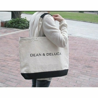 DEAN & DELUCA - 新品★DEAN&DELUCA キャンバストートバック
