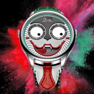 【新品未使用】Dita ジョーカー ピエロ 限定版 激レア 腕時計