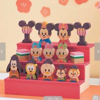 Disney - 最安値!新品未開封 キディア ディズニー ひな祭り ひな人形